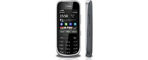 Nokia Asha 203 Mobile Phone (Dark Grey) CBID:2112106