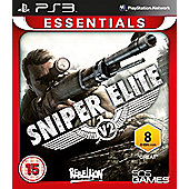 Sniper Elite V2 Essentials - PS3