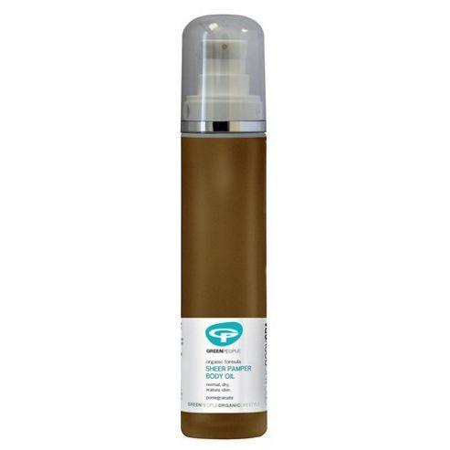 Sheer Pamper Body Oil