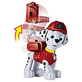 Paw Patrol 3pk Ryder, Rescue Marshall & Spy Chase Action Pack Pup Set