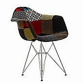 Eames Replica Dining Chair DAR Patchwork