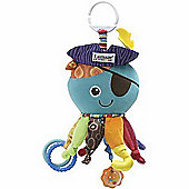 Lamaze Play And Grow Captain Calamari Baby Sensory Toy