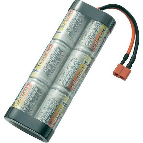 Conrad NiMH Racing Pack 7.2v 4600mah TConnector