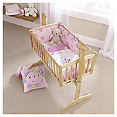 Clair de Lune Lottie & Squeek 2pc Crib Set