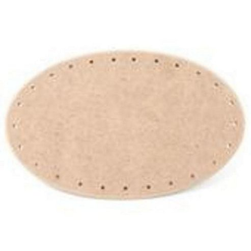 Wooden Base 8V 200 x 125 mm oval