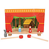 Bigjigs Toys Magnetic Theatre