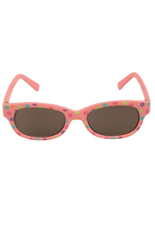 Emily Kids Patterned Colourful Sun Glasses UV Protection 400 Sunglasses
