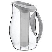 Grunwerg 2 Litre Iced Drinks Pitcher Jug with Freezable Core