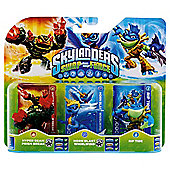 Swap Force Triple Pack - Rip Tide, Whirlwind, and Prism Break