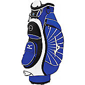 Mizuno Mens Aerolite Golf Bag (Cart) in Blue & White