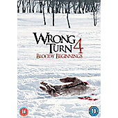 Wrong Turn 4 (DVD)