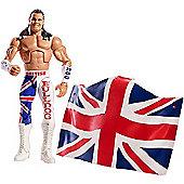 WWE Elite Collection British Bulldog Figure