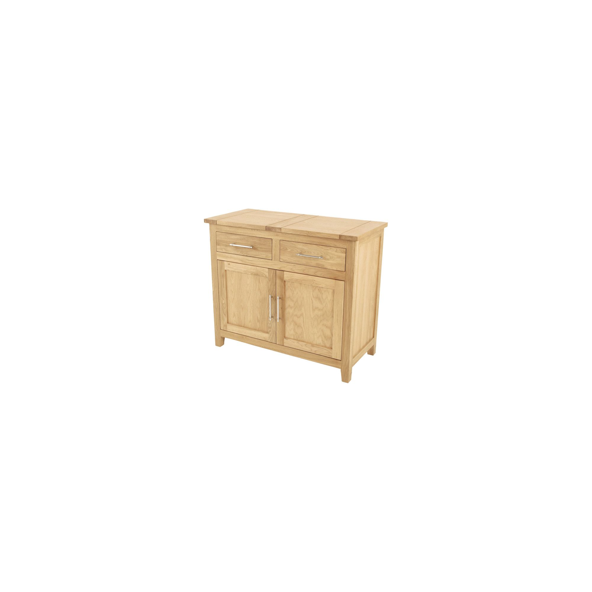Elements Selby Oak Small Sideboard at Tesco Direct