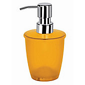 Spirella Toronto Soap Dispenser - Orange