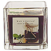 Wax Lyrical Blackcurrant Jam Filled Candle