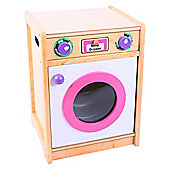 Santoys ST870 Pink and Green Kitchen Washing Machine