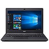 """Acer Aspire ES1 14"""" Intel Pentium Windows 10 4GB RAM 500GB Laptop Black"""