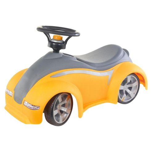 Little Tikes Sports Coupe Ride-On Car, Orange