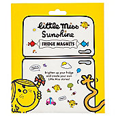 Little Miss Sunshine 35 Die-Cut Magnet Set