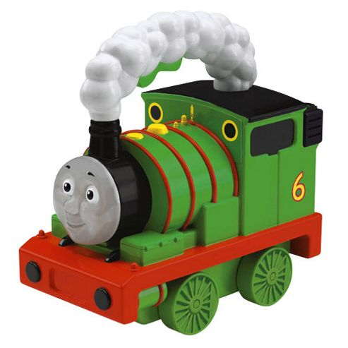 Thomas and Friends Light-Up Talking Percy