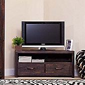 Home Essence Vintage 2 Drawer TV Stand