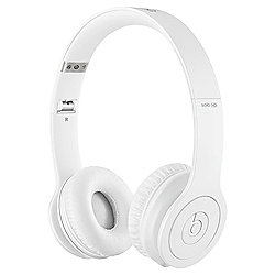 Beats By Dr Dre Solo HD on-ear headphones, Monochromatic White