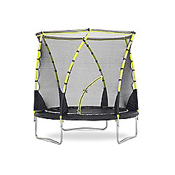 Plum 8ft Whirlwind Trampoline and 3G Enclosure