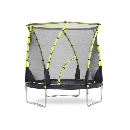 Plum 8ft Whirlwind Trampoline & 3G Enclosure