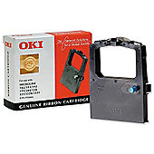 OKI 9pin Printer Ribbon Black