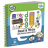 Leapfrog Leapstart Preschool: Level 2 Read & Write Activity Book