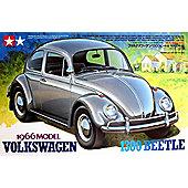 Volkswagen 1300 Beetle 1966 Model - 1:24 Cars - Tamiya