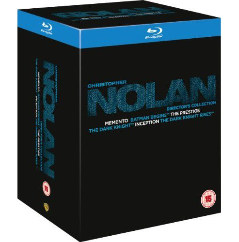 Christopher Nolan Collection (Blu-Ray Boxset)