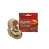 Proctor Snap-trap pre-baited Mousetrap Blisterpack