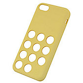 Tortoise™ Soft Protective Case, iPhone 5C. Yellow.