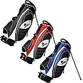 Palm Springs Golf Ii Deluxe Stand Carry Bag Silver