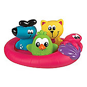 Playgro Floating Friends Squirtees