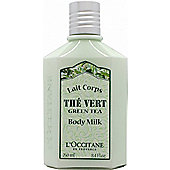 L'Occitane The Vert Green Tea Body Milk 250ml