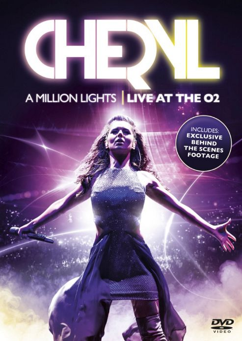 Cheryl Cole A Million Lights Live At The O2