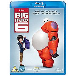 Big Hero 6 - 2D Blu-ray