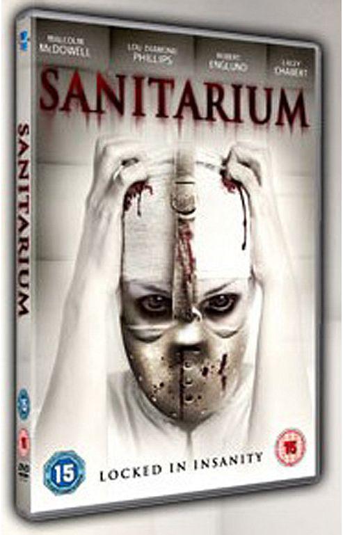 Sanitarium DVD