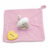 Chicco Soft Colour Blanket (Pink)