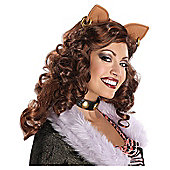 Rubies Fancy Dress - Monster High - Clawdeen Wolf Wig - ADULT