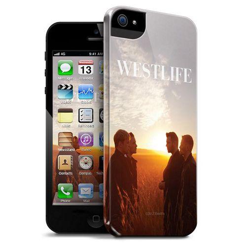 Upfront Case Official Westlife Phone Clip Case