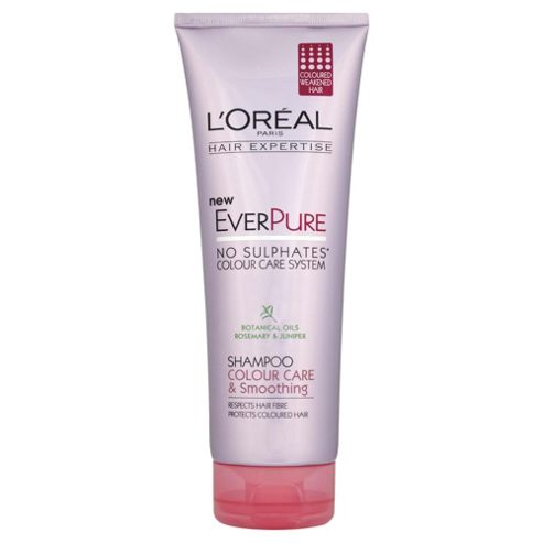 L'Oréal HairExpert Pure Colour Shampoo 250ml