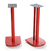Atacama Duo 6 Red Speaker Stands