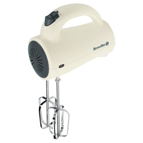 Breville VFP069 Pick & Mix Vanilla Hand Mixer