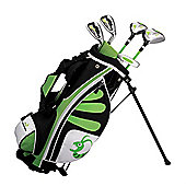 Woodworm Zoom Junior Golf Clubs & Bag Package Right Hand Sets - Age 9-11