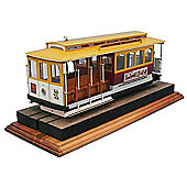 San Francisco's Cable Car - 1:22 Scale - 20330 - Artesania Latina