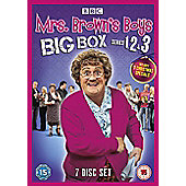 Mrs Brown's Boys - S1, S2, S3 & Xmas Specials (DVD Boxset)