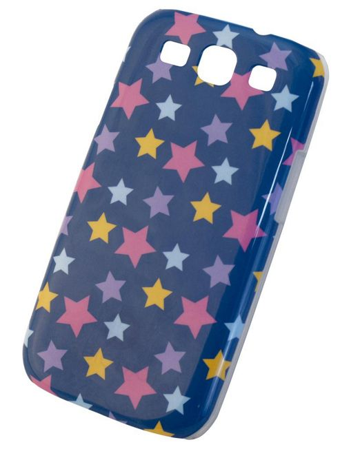 Tortoise™ Hard Shell Case Samsung Galaxy SIII Stars